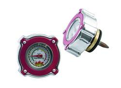 Mr. Gasket - Mr. Gasket 2473R Thermocap Radiator Cap - Image 1