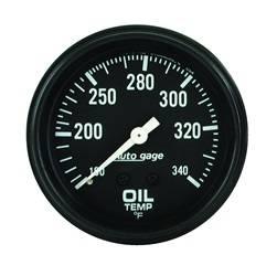 AutoMeter - AutoMeter 2314 Autogage Oil Temperature Gauge - Image 1