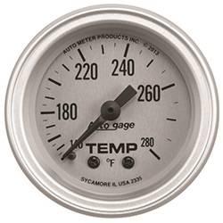 AutoMeter - AutoMeter 2335 Autogage Oil Temperature Gauge - Image 1