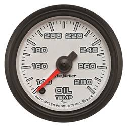 AutoMeter - AutoMeter 19540 Pro-Cycle Oil Temperature Gauge - Image 1