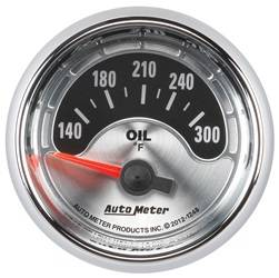 AutoMeter - AutoMeter 1248 American Muscle Engine Oil Temperature Gauge - Image 1