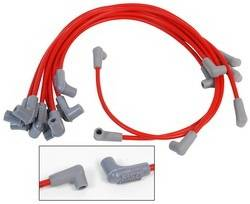 MSD Ignition - MSD Ignition 30479 Custom Spark Plug Wire Set - Image 1