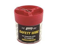 Mr. Gasket - Mr. Gasket 8022G Safety Lock Wire - Image 1