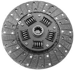 Ford Performance Parts - Ford Performance Parts M-7550-X302 Clutch Disc - Image 1