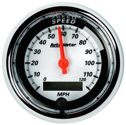 Auto Meter - Auto Meter 1188 MCX In-Dash Electric Speedometer - Image 1