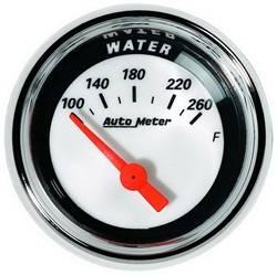 Auto Meter - Auto Meter 1137 MCX Water Temperature Gauge - Image 1