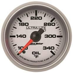 Auto Meter - Auto Meter 8956 Ultra-Lite Pro Oil Temperature Gauge - Image 1