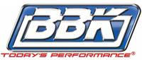 BBK Performance - BBK Performance 1506 Phenolic Manifold Spacer Kit